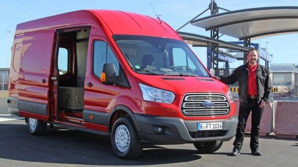 Test und Fahrbericht Ford Transit (2014)