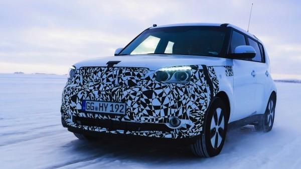Genf 2014: Kia Soul EV - Elektroauto kommt nach Genf