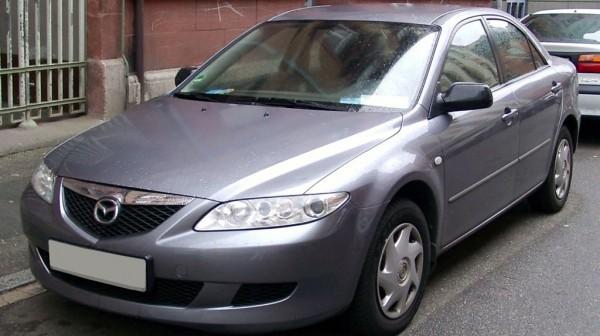 Mazda6 in 1. Modellgeneration (Quelle: Wikipedia)