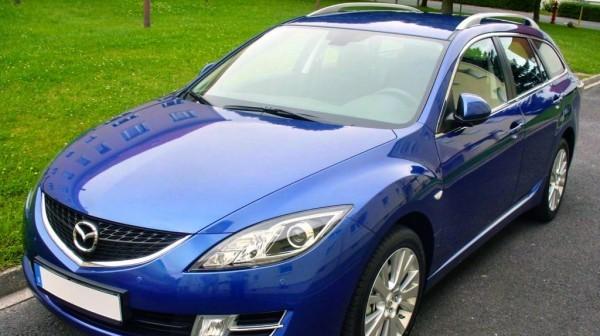 Mazda6 in 2. Modellgeneration (Quelle: Wikipedia)