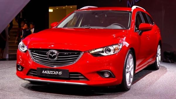 Mazda6 in 3. Modellgeneration (Quelle: Wikipedia)