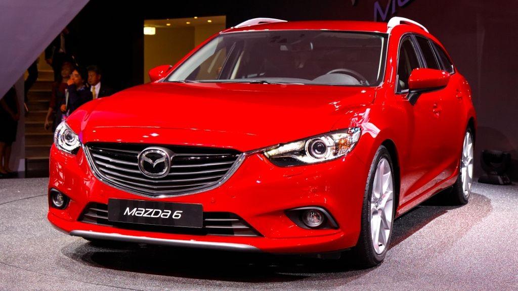 Mazda6: Mittelklassemodell in der 3. Generation