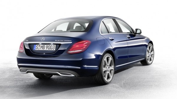 Mercedes-C-Klasse BlueTEC