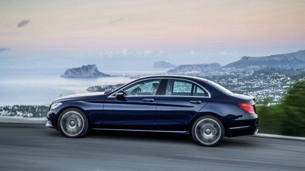 Mercedes C-Klasse: Neues Modell und Auslaufmodell