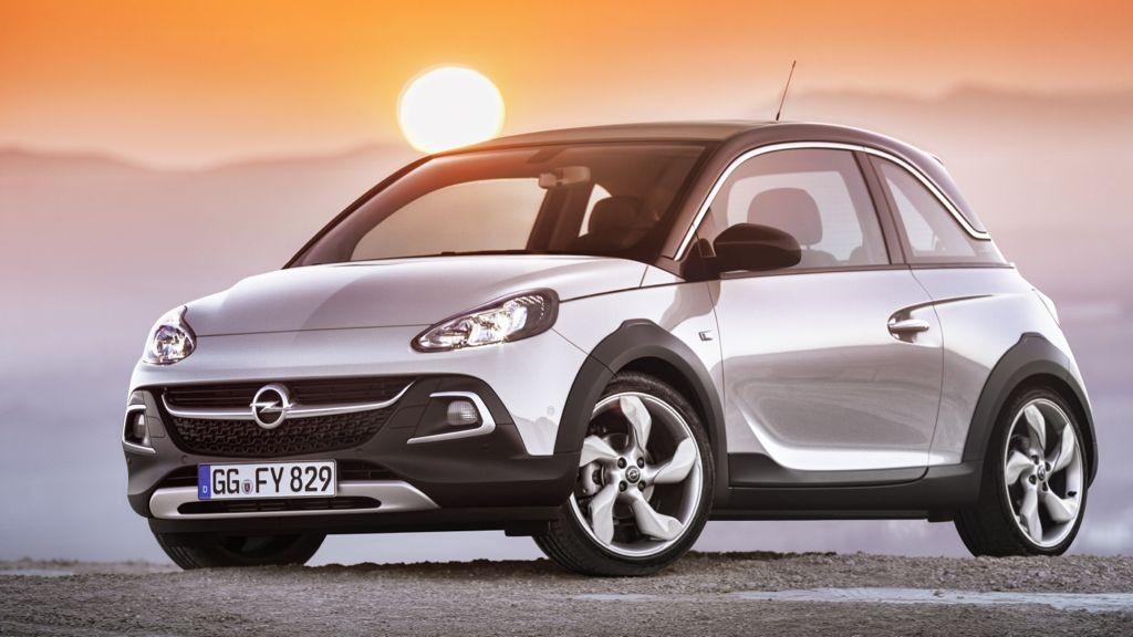 Genf 2014: Opel Adam Rocks – mehr als ein Konzept
