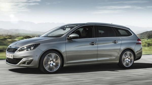 Neuer Peugeot 308 SW