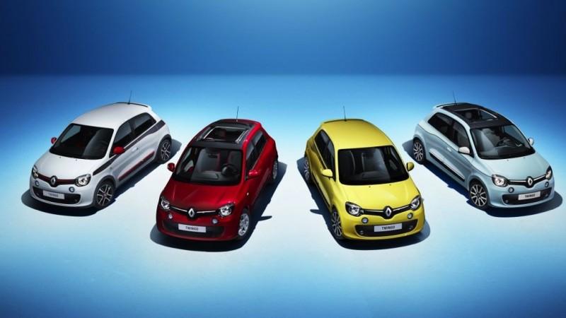 Neue Renault Twingo