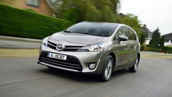 Toyota Versio 1.6 D-4D: Neue Motoren für das Modelljahr 2014