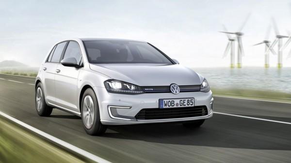 Der neue VW e-Golf