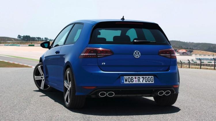 VW Golf 7 R: Technische Daten der Fahrmaschine aus Wolfsburg