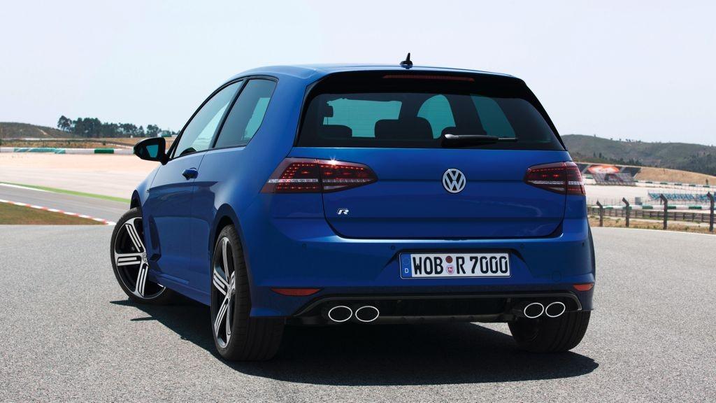 VW Golf 7R - technische Daten der Fahrmaschine aus Wolfsburg