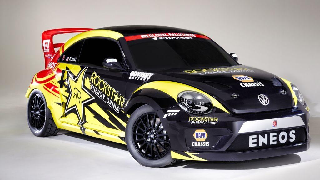 VW Rally-Cross-Beetle: Allradbolide mit 560 PS