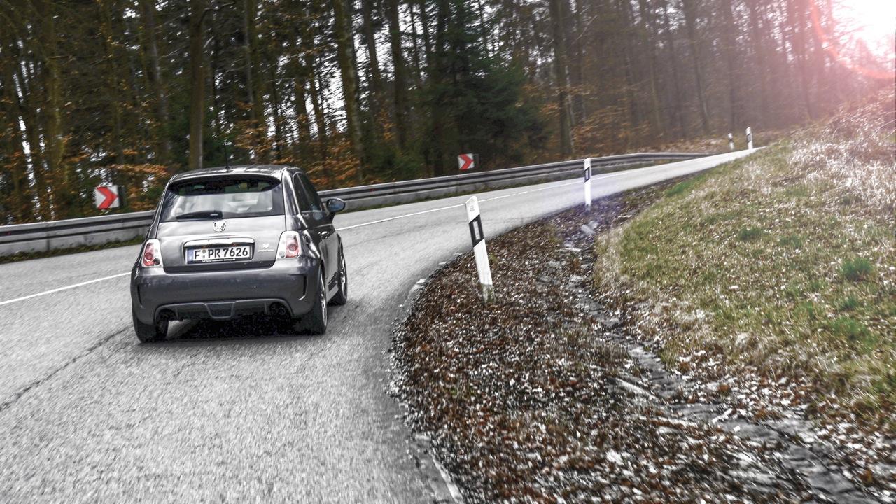 Abarth Competizione 34 - Fahrbericht: Abarth 595 Competizione – kurze Aufpreisliste