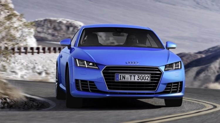 Verkaufsstart: Ab 35.000 Euro ist der neue Audi TT zu kaufen