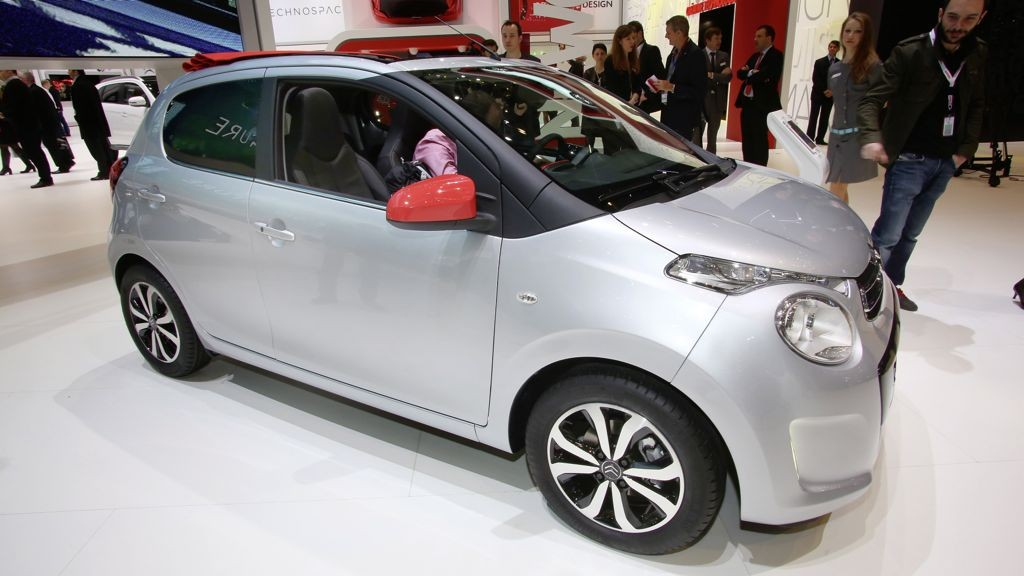 Genf 2014: Neuer Citroen C1 - der Kleinwagen bekommt ein neues Gewand