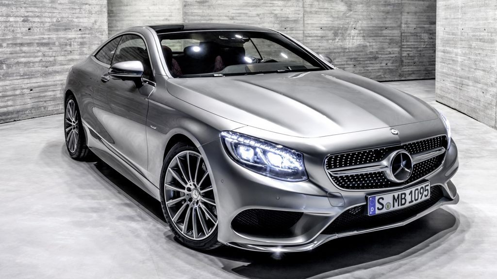 Mercedes-Benz S-Klasse Coupe (2014)