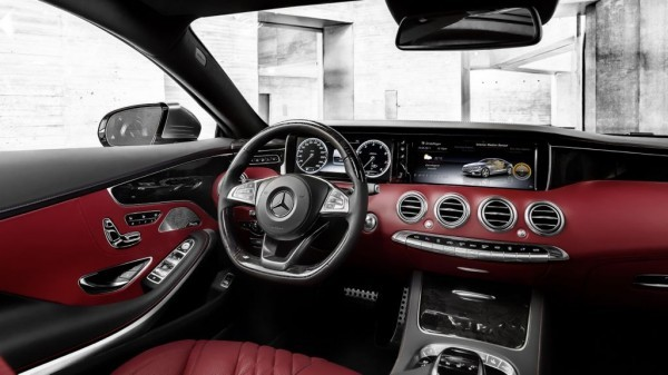 Mercedes-Benz S-Klasse Coupe (2014)