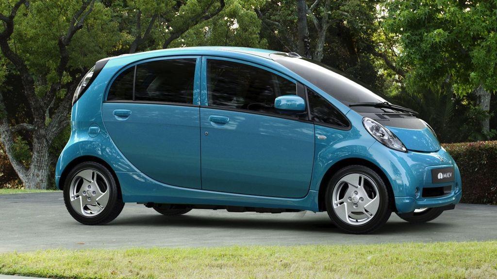 Mitsubishi senkt den Preis für das Elektroauto i-MiEV