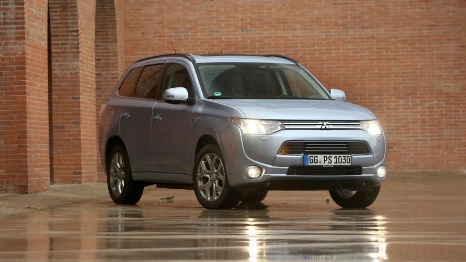 Verkaufsstart: Mitsubishi Outlander als Plug-In Hybrid kostet 39.900 Euro