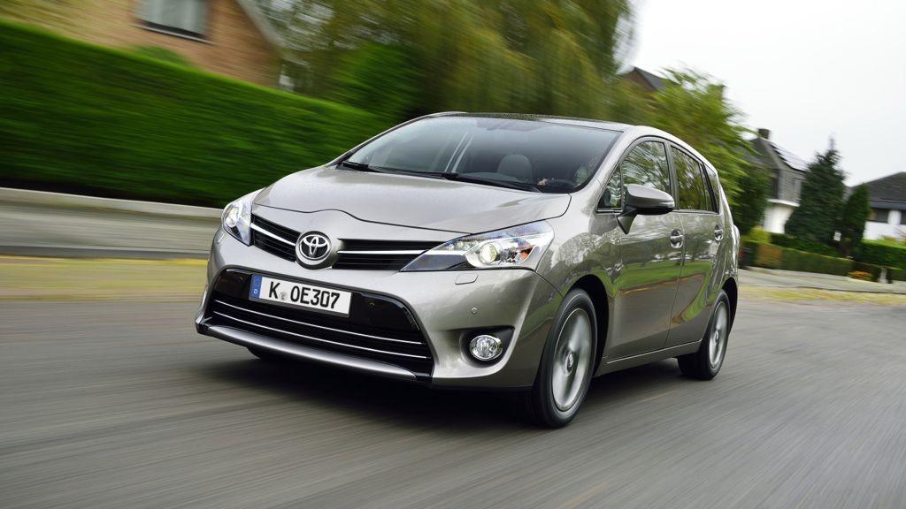 Toyota Verso: Verkaufsstart für den neuen Dieselmotor ab April