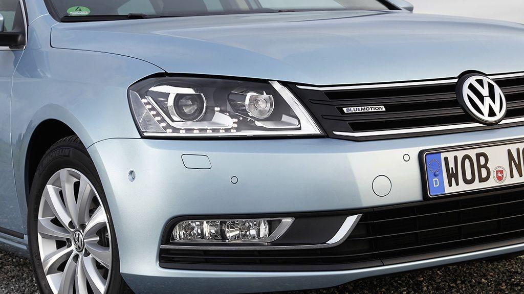 VW Passat Variant (2014)