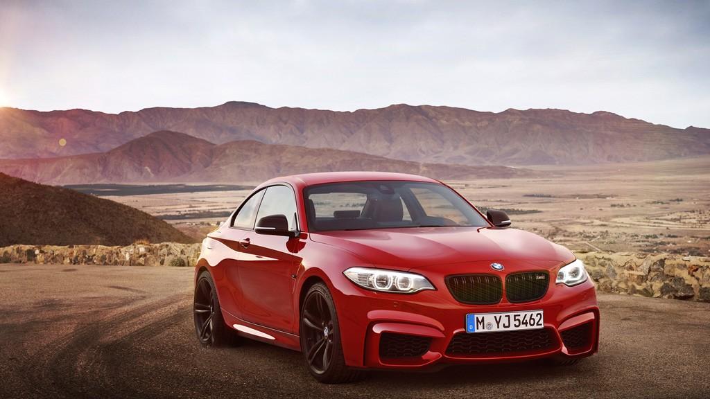 BMW M2 Front - BMW M2: Der Nachfolger des 1er M Coupés