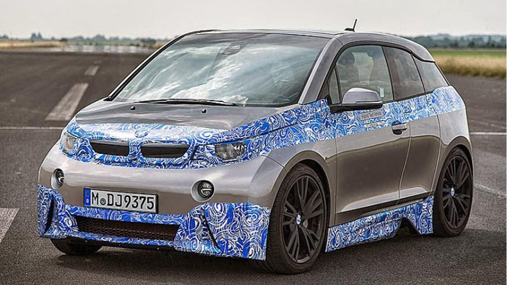 BMW Mi3 2 - BMW i3 M: Kommt eine heiße Version des Öko-Raumschiffes?
