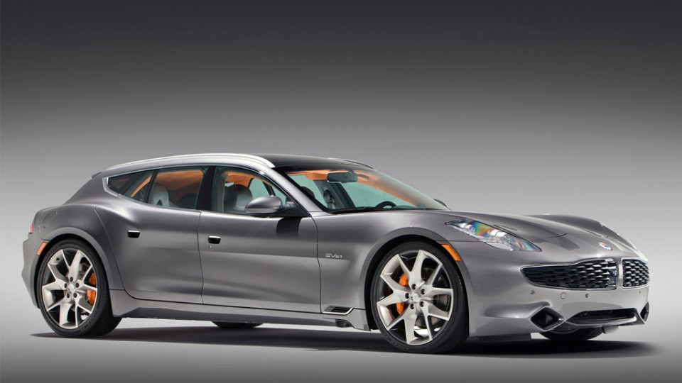 Fisker Karma Shooting Brake