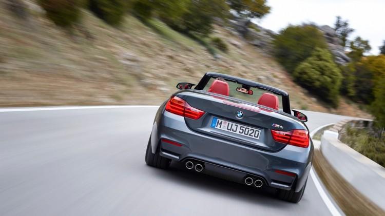 BMW M4 Cabriolet (2014)