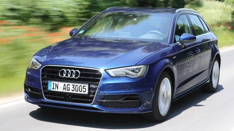 Edgas ab Werk: Mit dem Audi A3 g-Tron als Pendler kräftig sparen