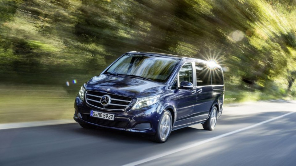 Neue Mercedes V-Klasse im Schnellcheck