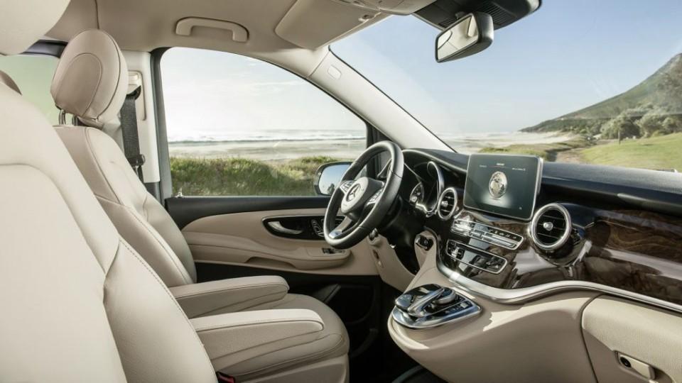 mercedes benz v klasse mj2014 img 10 960x540 - Neue Mercedes V-Klasse: Diese Modelle gibt es zum Verkaufsstart