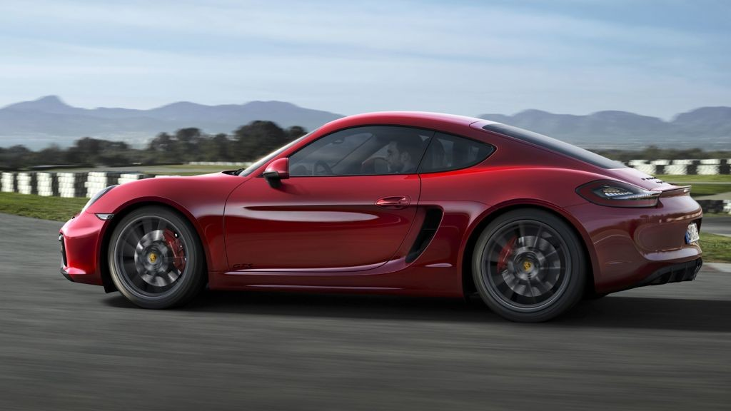 Porsche Cayman GTS (ab 2014)