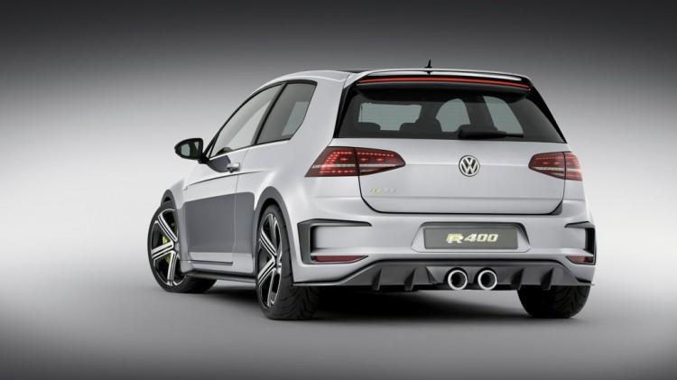 VW Golf R 400: Video und technische Daten der neuen Studie