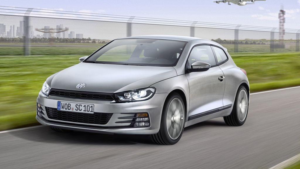 Verkaufsstart: Neuer VW Scirocco ab 36.175 Euro zu bestellen