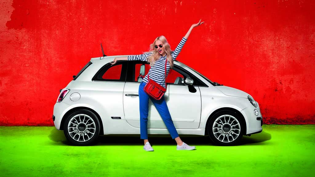 Fiat 500 Limited Edition - Mercedes C-Klasse mit 5 Sternen im NCAP-Crashtest