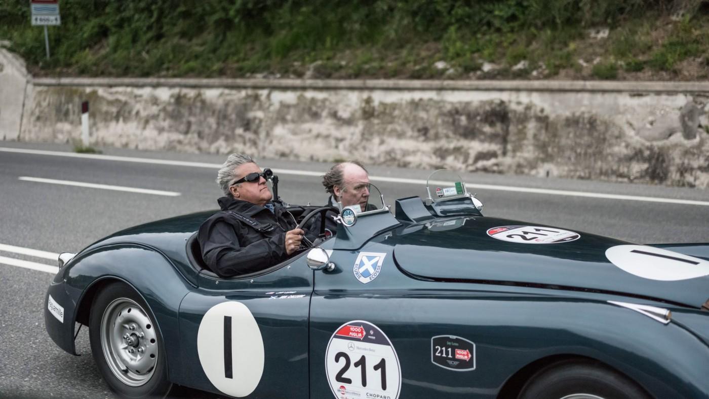 L1000680 1400x787 - Mille Miglia 2014: Wie die 1000 Meilen wirklich sind und warum Jay Leno im Liegen fährt
