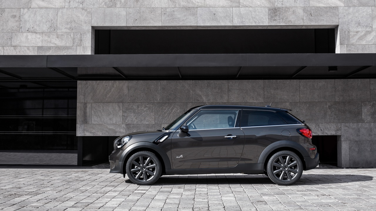 P90146759 highRes - Der neue Mini Cooper Paceman: love-it-or-hate-it.