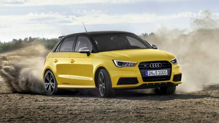 Vergleich - Audi S1 und S1 Sportback