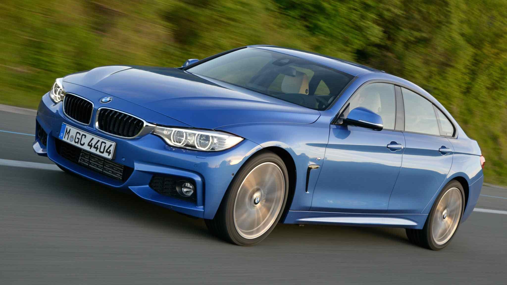 Preise und Motoren des BMW 4er Gran Coupe im Überblick
