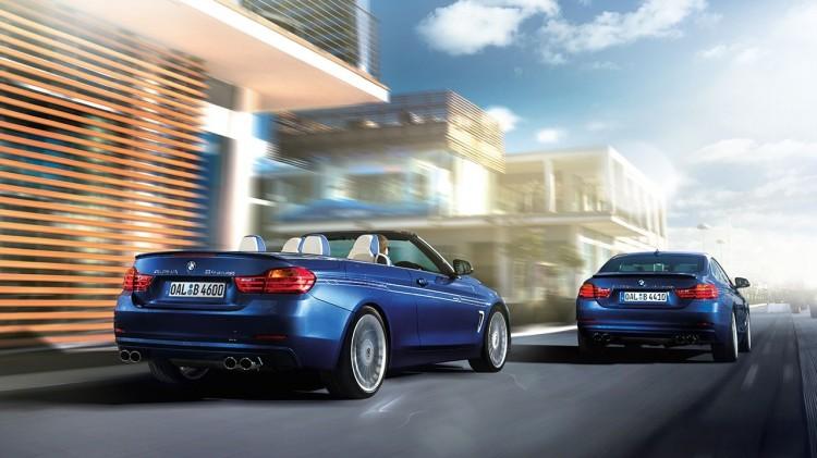 Verkaufsstart: BMW Alpina B4 Coupé und B4 Cabrio kommen auf den Markt