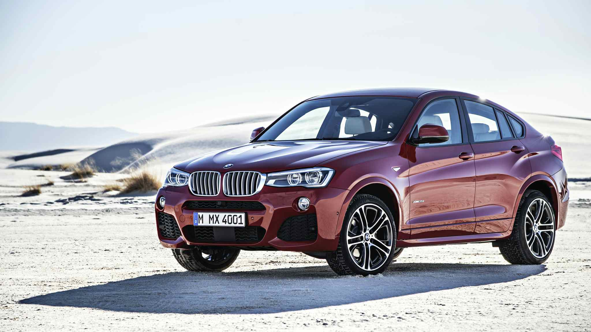 BMW X4: Preise und Motoren des neuen Cross-Over SUVs