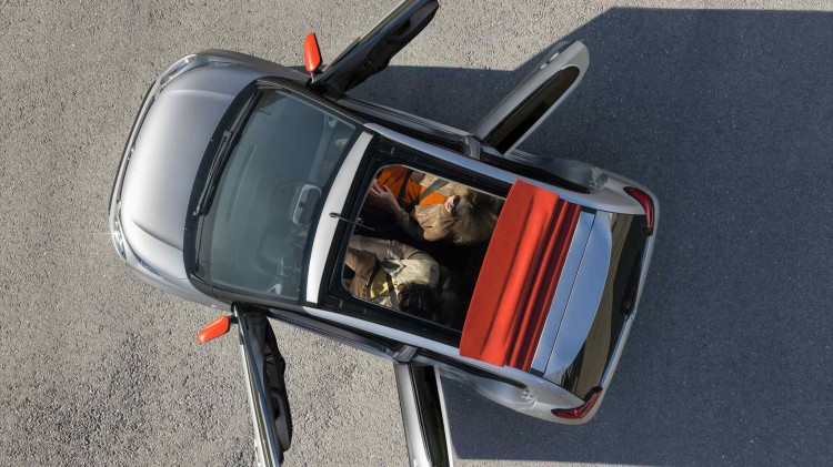 neuer citroen c1 preise und modelle des neuen kleinwagens das auto magazin. Black Bedroom Furniture Sets. Home Design Ideas