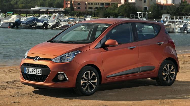 Hyundai i10 mit LPG-Autogas: Sparsamer Kleinwagen gegen die Konkurrenz von VW