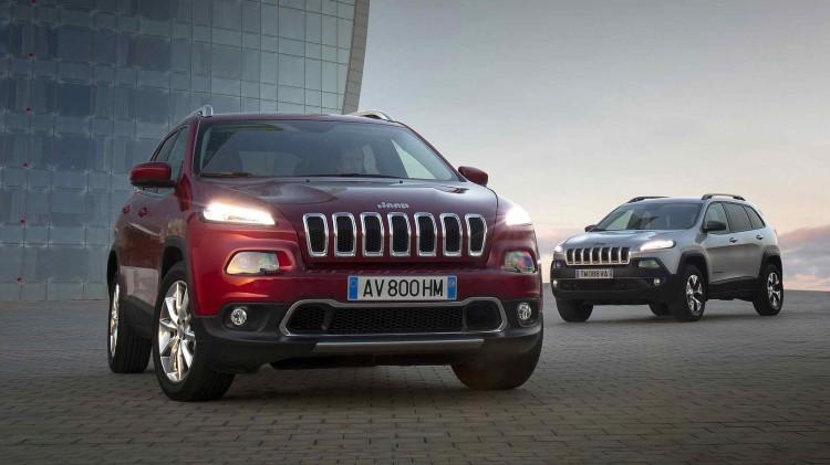 Neuer Jeep Cherokee 2014: Preise und Abmessungen