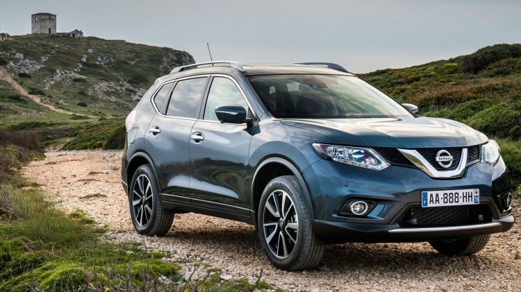 Neuer Nissan X-Trail: Komplett neues Design und großes Kofferraumvolumen