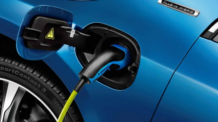 Volvo V60 hybrid mit 50 Kilometer elektrischer Reichweite