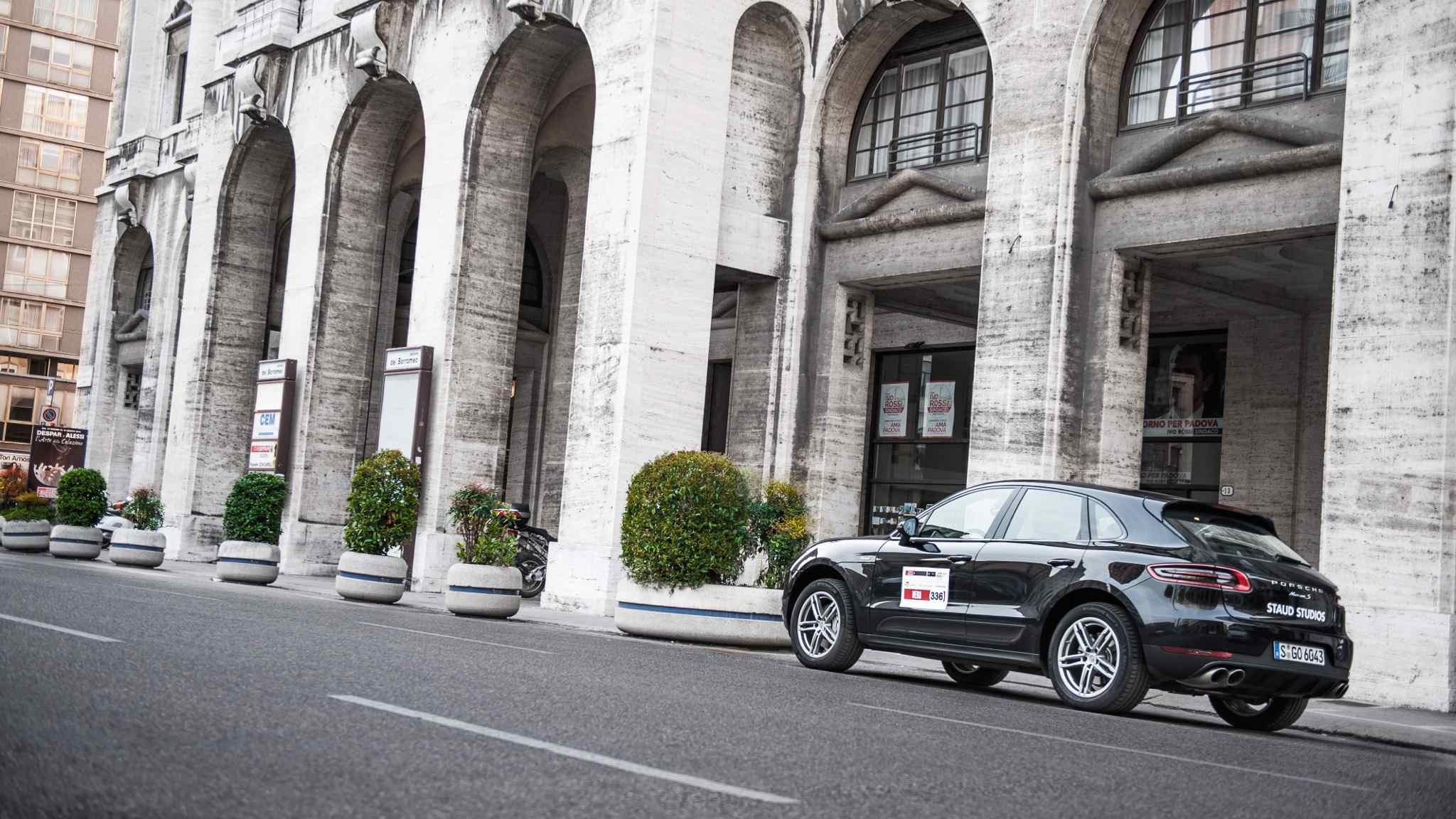 Porsche Macan in Italien11 - Porsche Macan Diesel S: Der rassige Tiger mit dem Asphalt-Magneten.