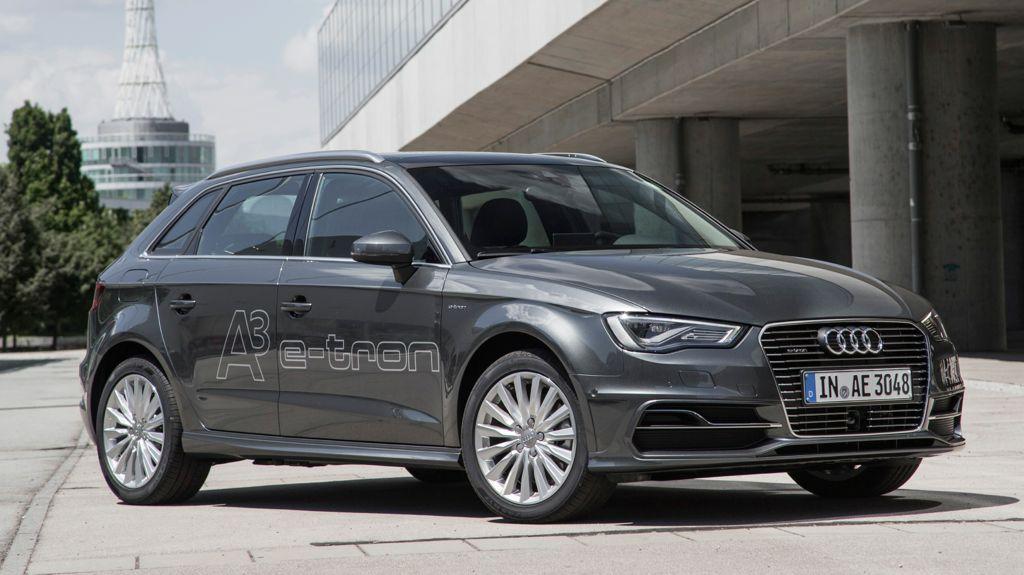 Audi A3 e-tron Preise starten bei 37.500 Euro