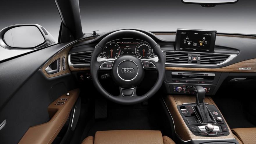 Cockpit Audi A7 Sportback